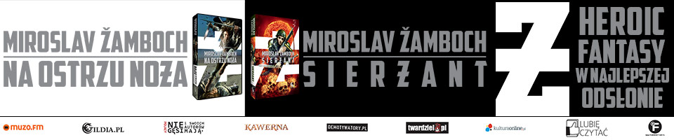 Na ostrzu noża - Miroslav Zamboch