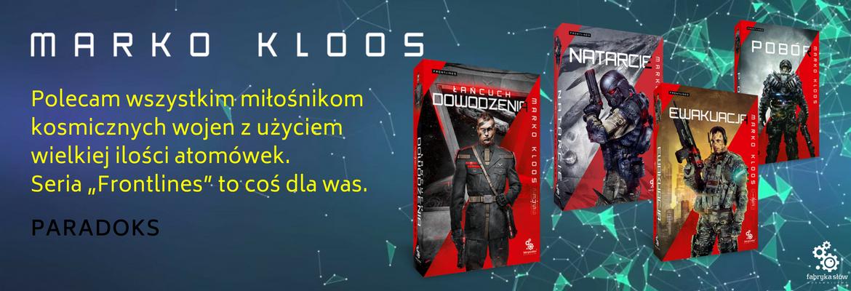 Marko Kloos - Łańcuch dowodzenia