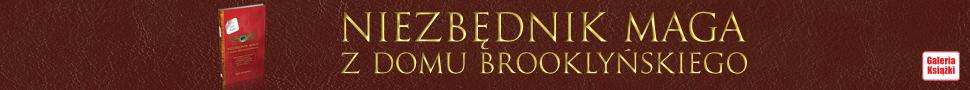 Niezbędnik maga z Domu Brooklyńskiego: przewodnik po świecie egipskich bóstw i potworów, glifów i zaklęć, i mnóstwa innych rzeczy