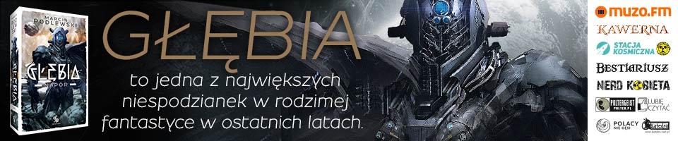 Głębia 3. Napór – Marcin Podlewski