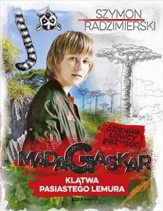 Madagaskar. Klątwa pasiastego lemura  - Szymon Radzimierski
