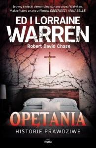 Opętania. Historie prawdziwe - Ed i Lorraine Warren,  Robert David Chase