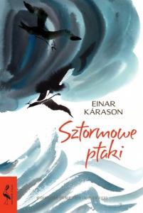 Sztormowe ptaki - Einar Kárason