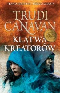 Klątwa Kreatorów - Trudi Canavan