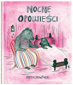 Nocne opowieści - Kitty Crowther