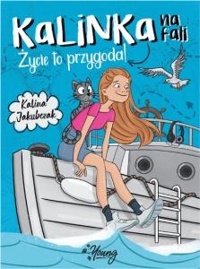 Kalinka na fali - Kalina Jakubczak