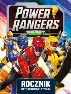 Power Rangers - Praca zbiorowa