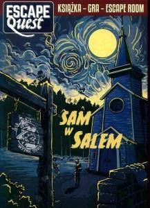 Escape Quest. Sam w Salem  -