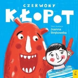 Czerwony kłopot - Joanna Strękowska