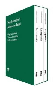 Najsłynniejsze polskie malarki - Urszula Kozakowska-Zaucha,     Maria Anna Potocka,  Światosław Lenartowicz
