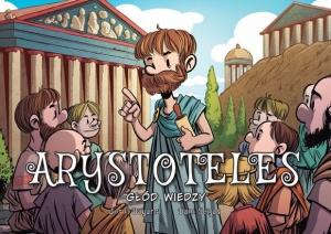 Najwybitniejsi Naukowcy. Arystoteles. Głód wiedzy - Jordi Bayarri