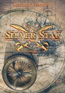 Silver Stag. Republika piratów - A. M. Rosner