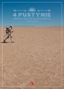 4 pustynie. Biegnij i znajdź własną drogę - Daniel Lewczuk