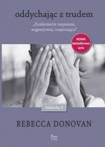 Oddychając z trudem - Rebecca Donovan