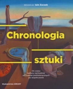 Chronologia sztuki - Iain Zaczek