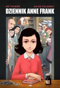 Dziennik Anne Frank - Ari Folman,  David Polonsky