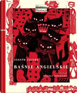 Baśnie angielskie - Joseph Jacobs,  Bogdan Zieleniec