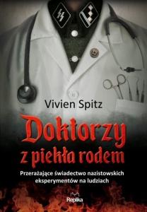 Doktorzy z piekła rodem - Vivien Spitz