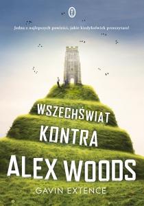 Wszechświat kontra Alex Woods  - Gavin Extence