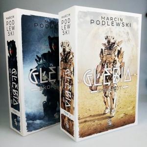 Głębia. Skokowiec/Powrót - Marcin Podlewski
