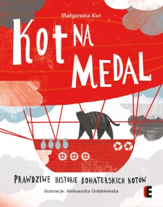 Kot na medal -  Małgorzata Kur