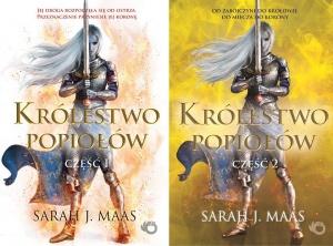 Królestwo Popiołów 1/2 - Sarah J. Maas