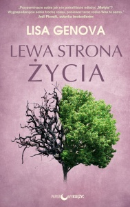 Lewa strona życia - Lisa Genova