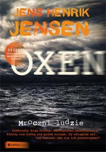 Mroczni ludzie - Jens Henrik Jensen