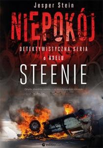 Niepokój. Detektywistyczna seria o Axelu Steenie - Jesper Stein