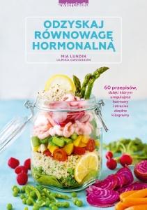 Odzyskaj równowagę hormonalną - Mia Lundin,   Ulrika Davidsson