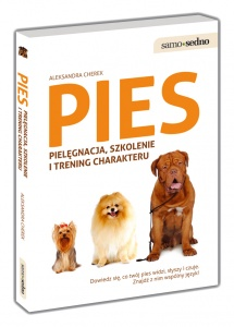 Pies Pielęgnacja, szkolenie i trening charakteru - Aleksandra Cherek