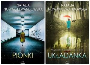 Układanka. Pionki - Natalia Nowak-Lewandowska