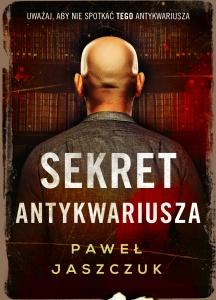 Sekret antykwariusza - Paweł Jaszczuk