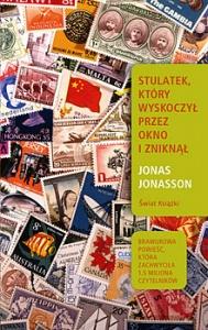 Stulatek, który wyskoczył przez okno i zniknął - Jonas Jonasson