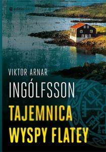 Tajemnica wyspy Flatey - Viktor Arnar Ingólfsson