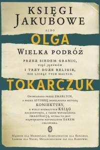 Księgi Jakubowe - Olga Tokarczuk