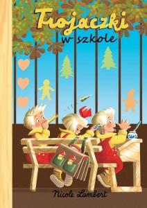 Trojaczki w szkole - Nicole Lambert