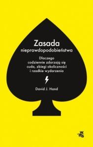 Zasada nieprawdopodobieństwa - David Hand