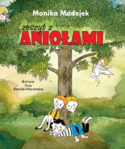 Zeszyt z aniołami - Monika Madejek