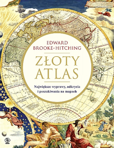 Złoty atlas - Edward Brooke-Hitching