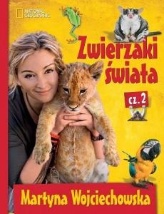 Zwierzaki świata. Część 2 - Martyna Wojciechowska