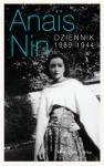 Dziennik 1939-1944 - Anais Nin