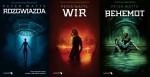 Trylogia Ryfterów: Rozgwiazda. Wir. Behemot - Peter Watts