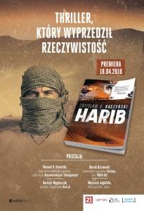 """Spotkanie ze Zdzisławem A. Raczyńskim, autorem """"Hariba"""" 27/D4 -"""
