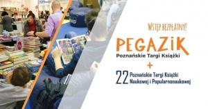 Pegazik - Poznańskie Targi Książki i 22 PTKNiP 2018 - Międzynarodowe Targi Poznańskie