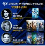 Wydawnictwo Jaguar na Warszawskich Targach Książki -