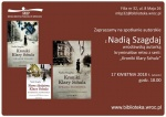 Spotkanie z Nadią Szagdaj - Miejska Biblioteka Publiczna, Filia nr 32